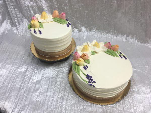 Easter_spring-cake_Tulips_Daffodil-buttercream-flowers