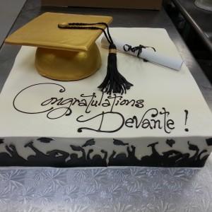 Graduation Dessert Works